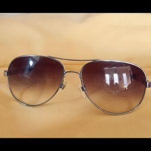 Purple Chanel Sunglasses the Miroir Collection